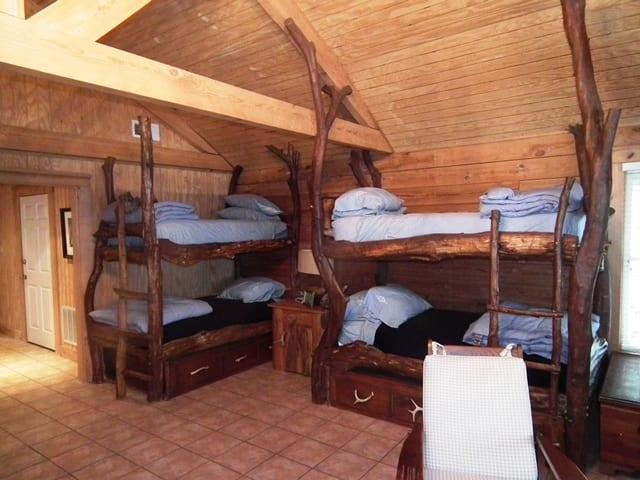15 Macduff Lodge Loft Bodock Bunks