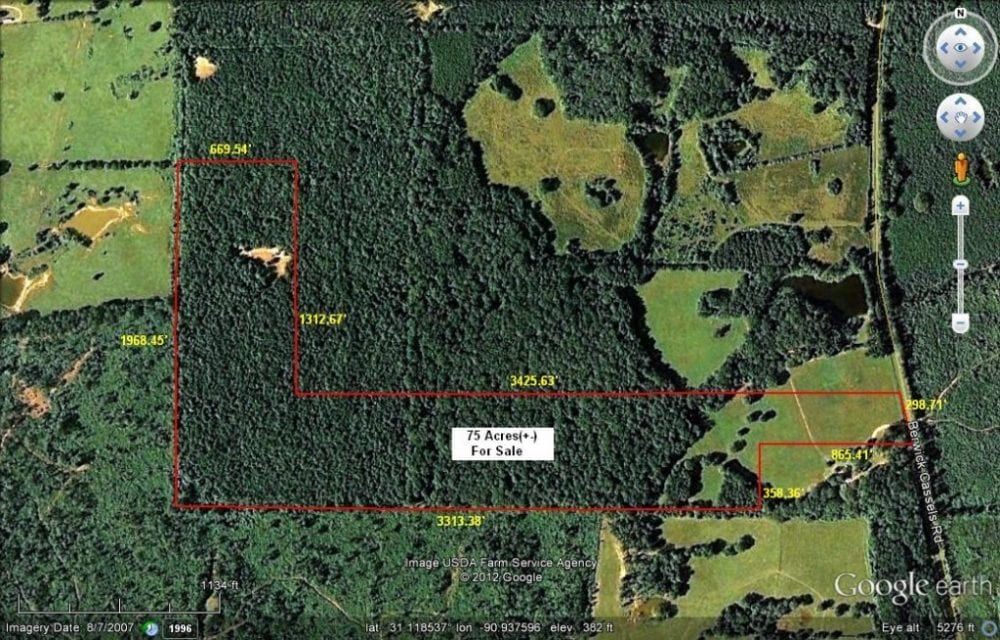 Amite 75 Aerial Map 1024x655 1