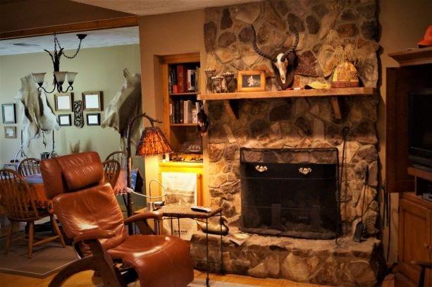 Living Room Cabin Clifton