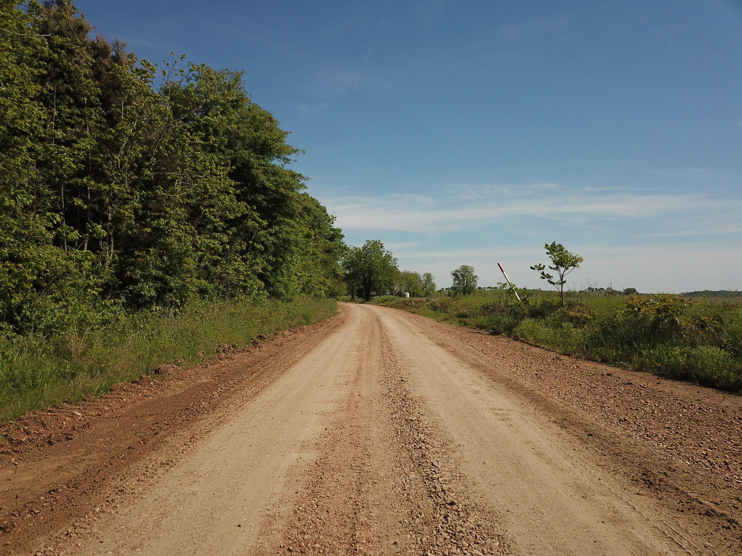 Benson-Brake-road